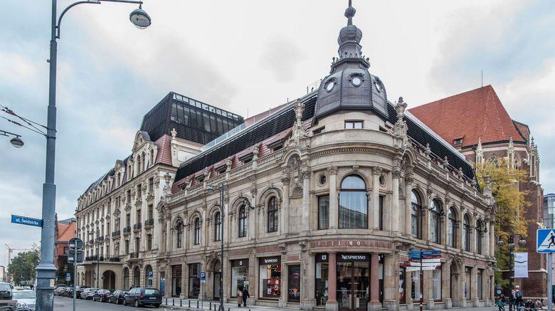 "Wroclaw Monopol Hotel Exterior. Images powered by <a href=""http://www.leonardo.com"" target=""_blank"" rel=""noopener"">Leonardo</a>."