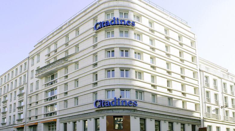 """Citadines Tour Eiffel Paris Exterior. Images powered by <a href=""""http://www.leonardo.com"""" target=""""_blank"""" rel=""""noopener"""">Leonardo</a>."""