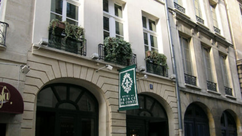 """Hotel Prince de Conti Exterior. Images powered by <a href=""""http://www.leonardo.com"""" target=""""_blank"""" rel=""""noopener"""">Leonardo</a>."""