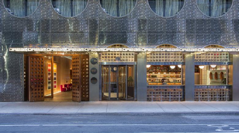 "Dream Downtown Exterior. Images powered by <a href=""http://www.leonardo.com"" target=""_blank"" rel=""noopener"">Leonardo</a>."