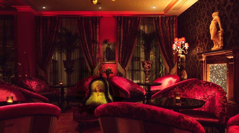 "Dorsia Hotel  and  Restaurant Lobby. Images powered by <a href=""http://www.leonardo.com"" target=""_blank"" rel=""noopener"">Leonardo</a>."