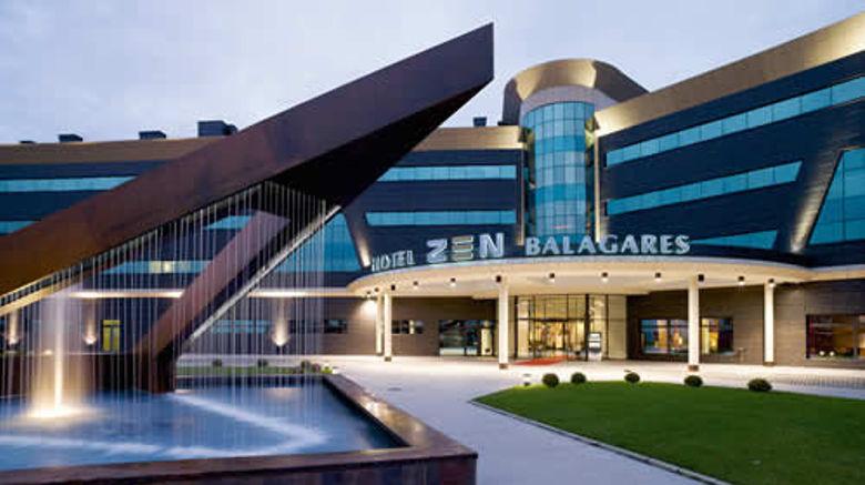 "URH Zen Balagares Hotel  and  Spa Exterior. Images powered by <a href=""http://www.leonardo.com"" target=""_blank"" rel=""noopener"">Leonardo</a>."