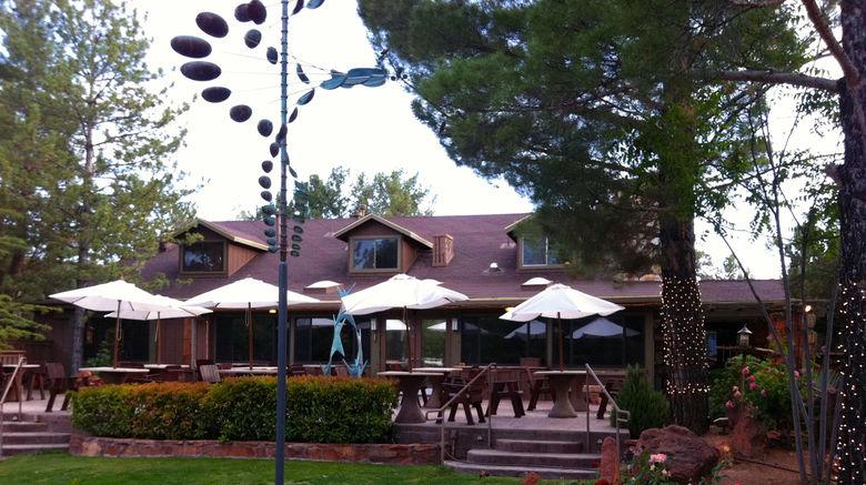 "Lodge at Sedona-A Luxury B  and  B Inn Exterior. Images powered by <a href=""http://www.leonardo.com"" target=""_blank"" rel=""noopener"">Leonardo</a>."