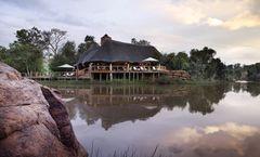 Zulu Camp at Shambala Game Reserve