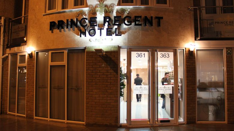 "<b>Prince Regent Hotel Excel London Exterior</b>. Images powered by <a href=""https://leonardo.com/"" title=""Leonardo Worldwide"" target=""_blank"">Leonardo</a>."