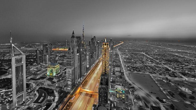 """Millennium Plaza Hotel Dubai Exterior. Images powered by <a href=""""http://www.leonardo.com"""" target=""""_blank"""" rel=""""noopener"""">Leonardo</a>."""