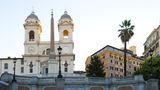 Hotel Hassler Roma Exterior