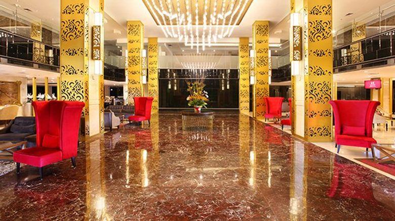 "Swiss-Belhotel Makassar Lobby. Images powered by <a href=""http://www.leonardo.com"" target=""_blank"" rel=""noopener"">Leonardo</a>."
