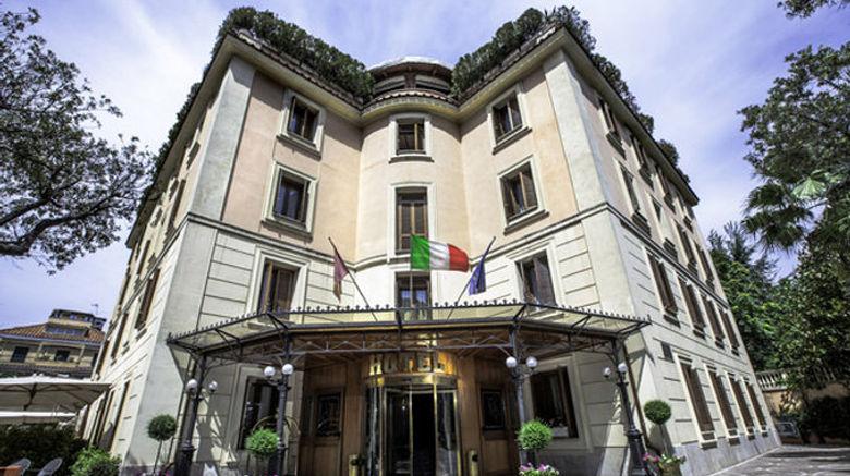 "Grand Hotel del Gianicolo Exterior. Images powered by <a href=""http://www.leonardo.com"" target=""_blank"" rel=""noopener"">Leonardo</a>."
