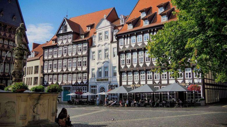"Van der Valk Hotel Hildesheim Exterior. Images powered by <a href=""http://www.leonardo.com"" target=""_blank"" rel=""noopener"">Leonardo</a>."