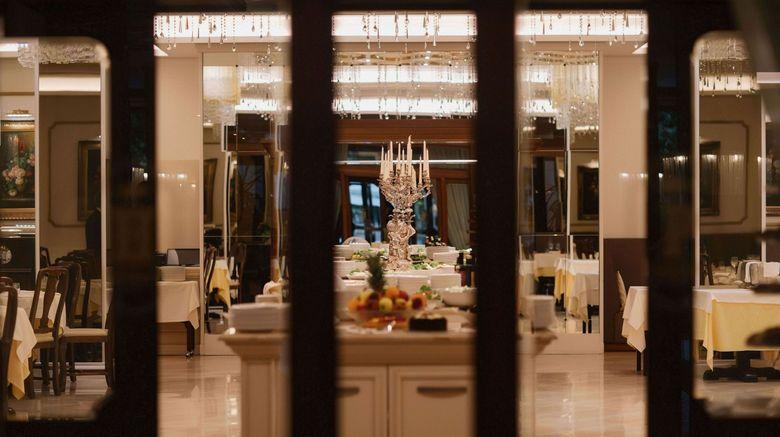 "<b>Hotel President Terme Restaurant</b>. Images powered by <a href=""https://leonardo.com/"" title=""Leonardo Worldwide"" target=""_blank"">Leonardo</a>."