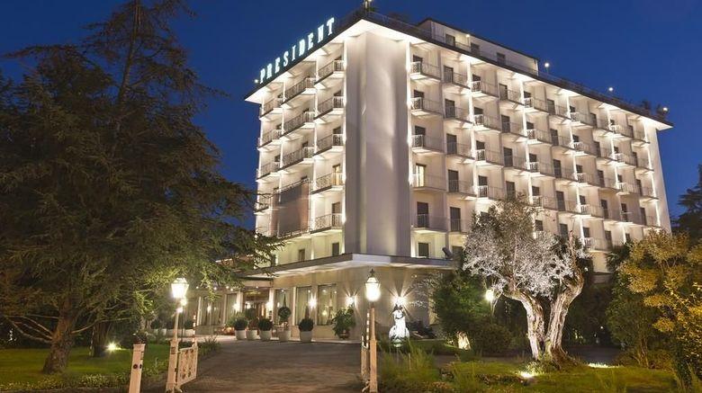 "<b>Hotel President Terme Exterior</b>. Images powered by <a href=""https://leonardo.com/"" title=""Leonardo Worldwide"" target=""_blank"">Leonardo</a>."