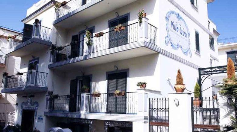 "Hotel Villa Luisa Exterior. Images powered by <a href=""http://www.leonardo.com"" target=""_blank"" rel=""noopener"">Leonardo</a>."