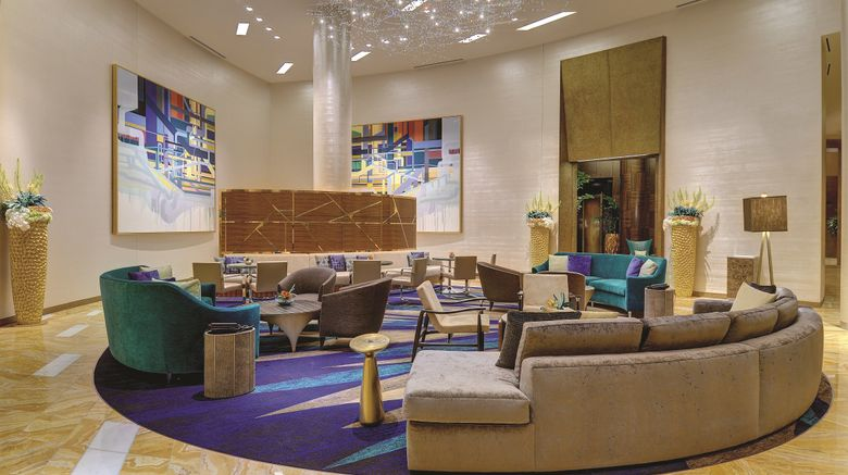 "<b>Aria Sky Suites Lobby</b>. Images powered by <a href=""https://leonardo.com/"" title=""Leonardo Worldwide"" target=""_blank"">Leonardo</a>."