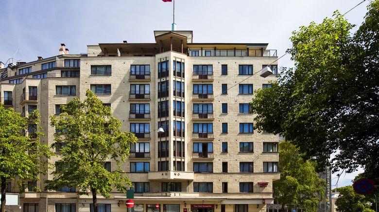 "Thon Hotel Slottsparken Exterior. Images powered by <a href=""http://www.leonardo.com"" target=""_blank"" rel=""noopener"">Leonardo</a>."