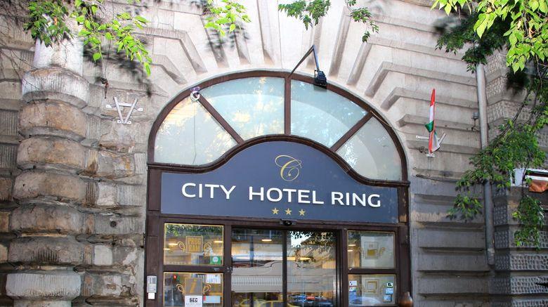 "City Hotel Ring Exterior. Images powered by <a href=""http://www.leonardo.com"" target=""_blank"" rel=""noopener"">Leonardo</a>."