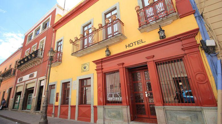 "Hotel Santa Regina Exterior. Images powered by <a href=""http://www.leonardo.com"" target=""_blank"" rel=""noopener"">Leonardo</a>."