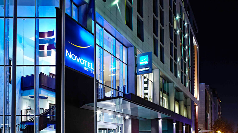 "<b>Novotel London ExCel Exterior</b>. Images powered by <a href=""https://leonardo.com/"" title=""Leonardo Worldwide"" target=""_blank"">Leonardo</a>."