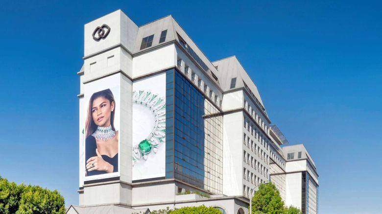 "Sofitel LA at Beverly Hills Exterior. Images powered by <a href=""http://www.leonardo.com"" target=""_blank"" rel=""noopener"">Leonardo</a>."