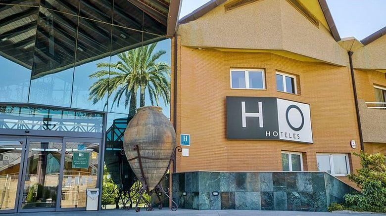 """<b>Ciudad de Jaen HO Exterior</b>. Images powered by <a href=""""https://leonardo.com/"""" title=""""Leonardo Worldwide"""" target=""""_blank"""">Leonardo</a>."""