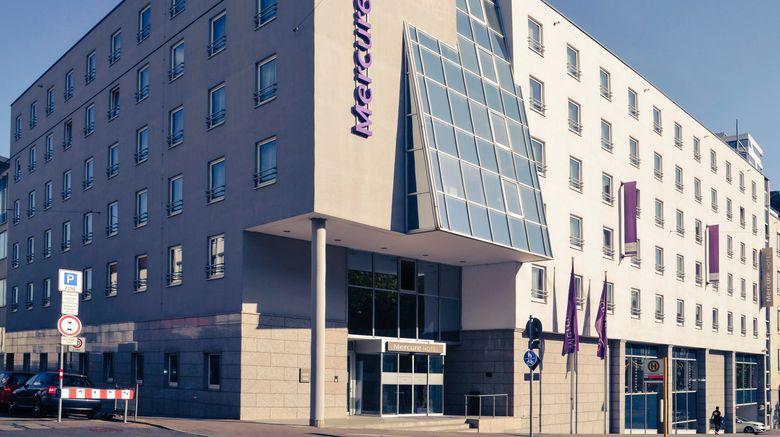 """Mercure Hotel Stuttgart City Center Exterior. Images powered by <a href=""""http://www.leonardo.com"""" target=""""_blank"""" rel=""""noopener"""">Leonardo</a>."""