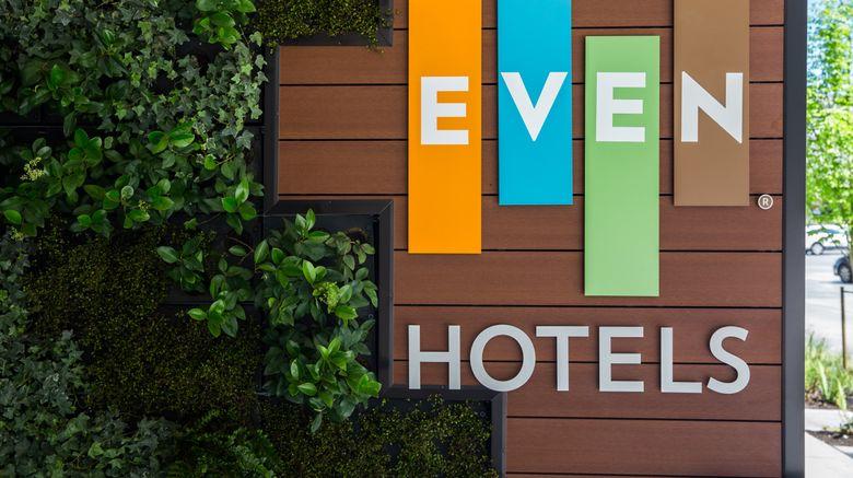 "EVEN Hotel South Lake Union Exterior. Images powered by <a href=""http://www.leonardo.com"" target=""_blank"" rel=""noopener"">Leonardo</a>."