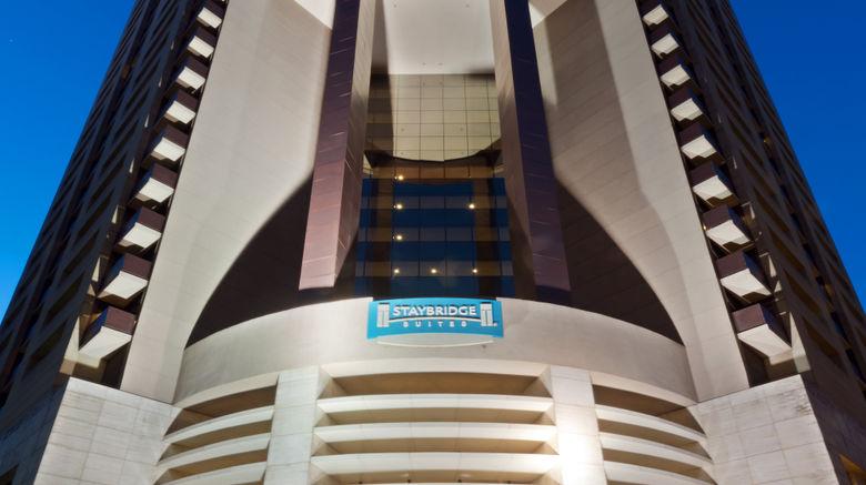 "Staybridge Suites Exterior. Images powered by <a href=""http://www.leonardo.com"" target=""_blank"" rel=""noopener"">Leonardo</a>."