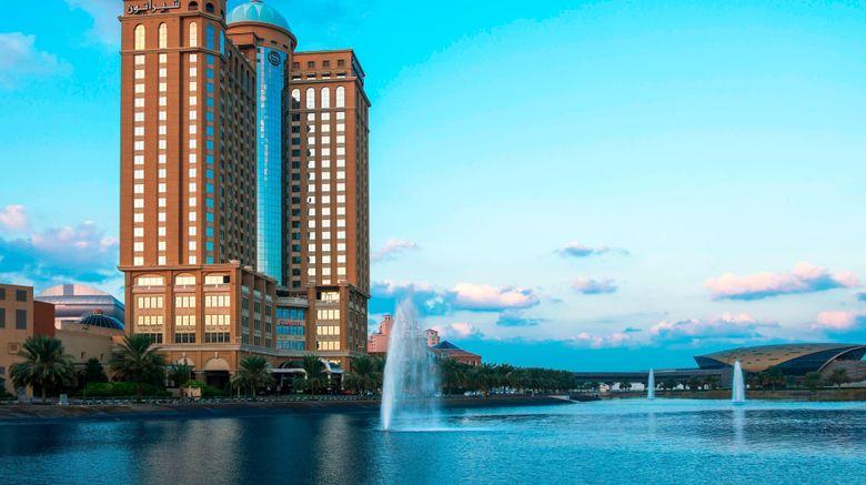 "Sheraton Mall of the Emirates Hotel Exterior. Images powered by <a href=""http://www.leonardo.com"" target=""_blank"" rel=""noopener"">Leonardo</a>."