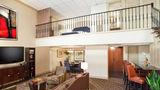 Sheraton Atlanta Hotel Suite