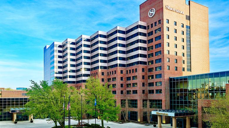"Sheraton Baltimore North Hotel Exterior. Images powered by <a href=""http://www.leonardo.com"" target=""_blank"" rel=""noopener"">Leonardo</a>."