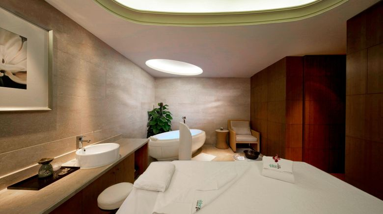 "<b>Sheraton Xi'an Hotel Spa</b>. Images powered by <a href=""https://leonardo.com/"" title=""Leonardo Worldwide"" target=""_blank"">Leonardo</a>."