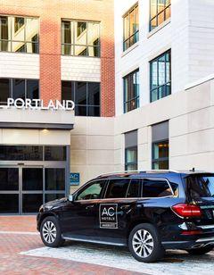 AC Hotel By Marriott Portland Downtown
