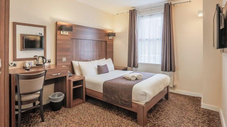 "<b>Prince Regent Hotel Excel London Room</b>. Images powered by <a href=""https://leonardo.com/"" title=""Leonardo Worldwide"" target=""_blank"">Leonardo</a>."