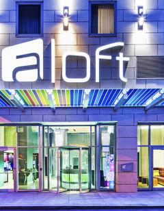 aloft Manhattan Downtown-Financial Distr