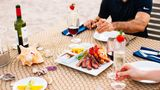 Fort Lauderdale Marriott Harbor Beach Restaurant