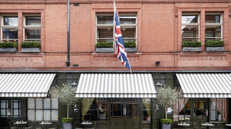 "Covent Garden Hotel Exterior. Images powered by <a href=""http://www.leonardo.com"" target=""_blank"" rel=""noopener"">Leonardo</a>."