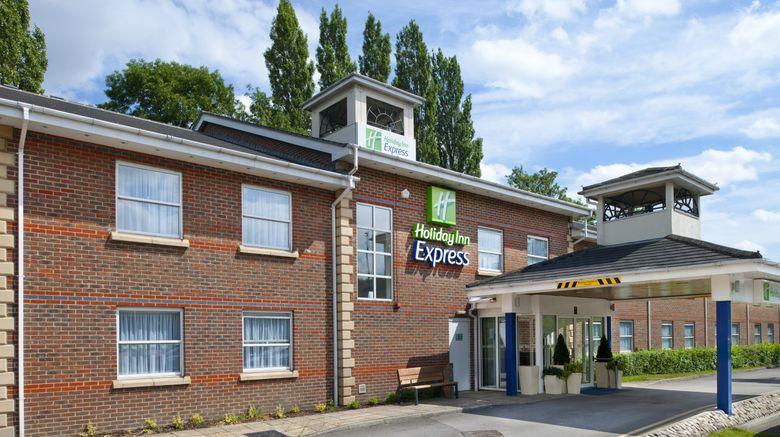 "Holiday Inn Express Leeds East Exterior. Images powered by <a href=""http://www.leonardo.com"" target=""_blank"" rel=""noopener"">Leonardo</a>."
