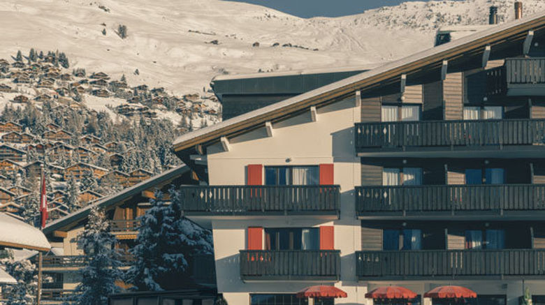 "Experimental Chalet Boutique Hotel Exterior. Images powered by <a href=""http://www.leonardo.com"" target=""_blank"" rel=""noopener"">Leonardo</a>."