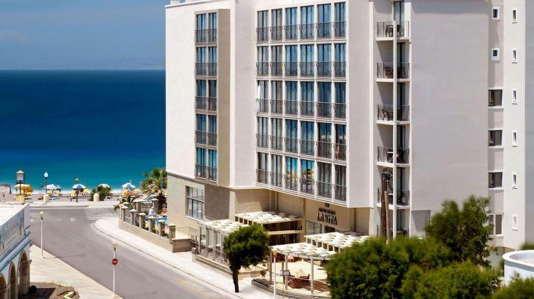 "La Vita Beach Hotel Exterior. Images powered by <a href=""http://www.leonardo.com"" target=""_blank"" rel=""noopener"">Leonardo</a>."