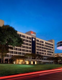 Houston Airport Marriott at George Bush