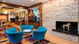 Fairfield Inn & Suites Ashland Lobby
