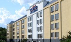 Fairfield Inn & Suites Hanes Mall