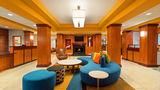 Fairfield Inn & Suites Downtown Lobby