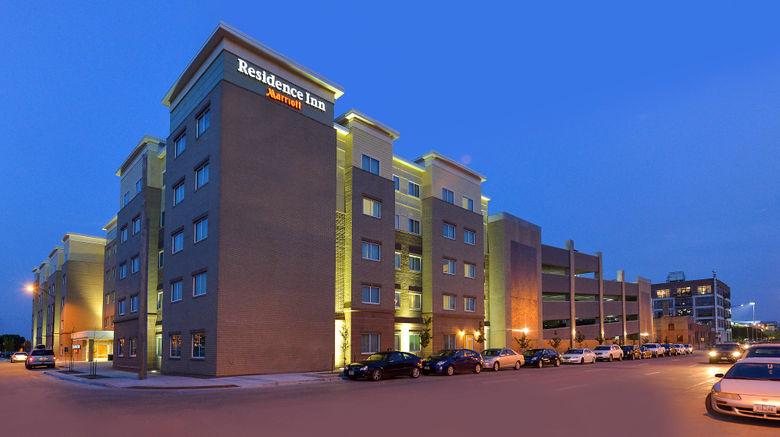 "Residence Inn by Marriott Downtown Exterior. Images powered by <a href=""http://www.leonardo.com"" target=""_blank"" rel=""noopener"">Leonardo</a>."