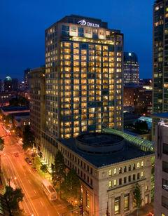 Delta Vancouver Suites