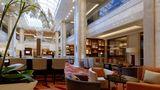 Moscow Marriott Hotel Novy Arbat Lobby