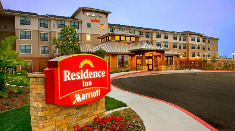 """Residence Inn San Diego Oceanside Exterior. Images powered by <a href=""""http://www.leonardo.com"""" target=""""_blank"""" rel=""""noopener"""">Leonardo</a>."""