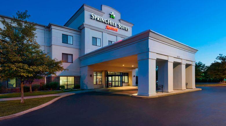 "SpringHill Suites South Bend Mishawaka Exterior. Images powered by <a href=""http://www.leonardo.com"" target=""_blank"" rel=""noopener"">Leonardo</a>."