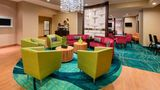 SpringHill Suites South Bend Mishawaka Lobby