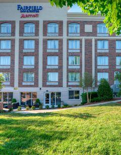 Fairfield Inn/Suites Winston-Salem Dtwn